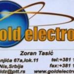 GOLD ELECTRONIC