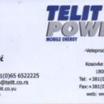 TELIT POWER