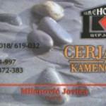 KAMENOREZAC CERJANCE