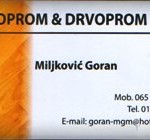 DRVOPROM MGM